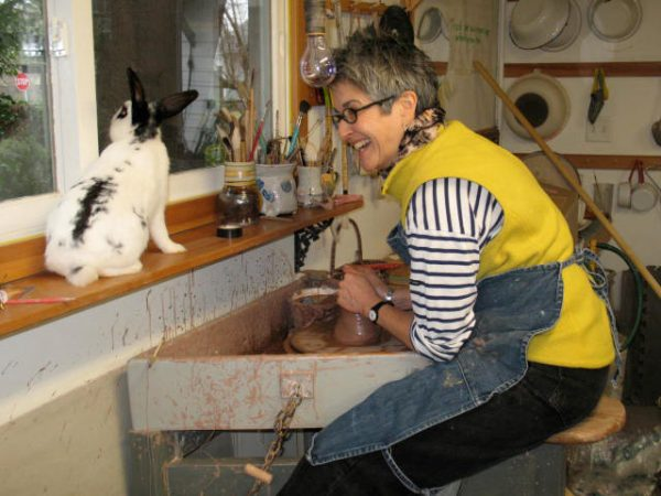 Victoria Christen, Ceramic Artist, Studio Potter